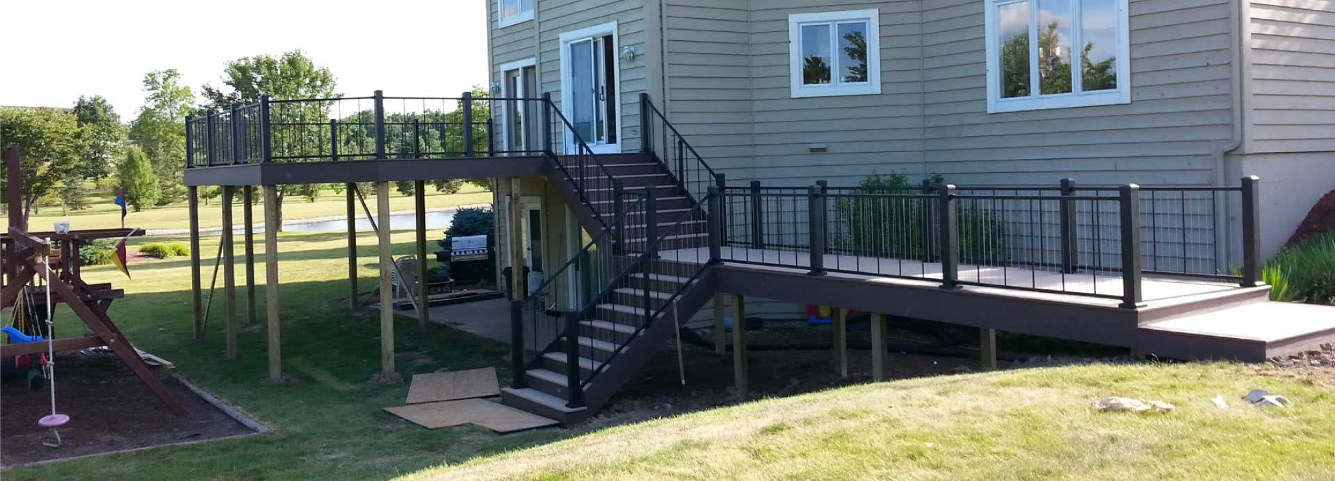 Decks And Stamped Concrete